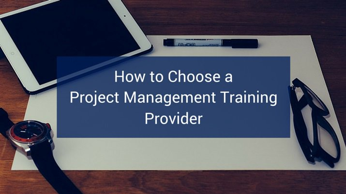 How to Choose a Project Management Provider