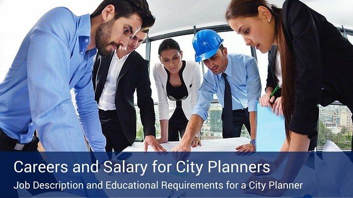 City Planner Job Description and Salary | Villanova University